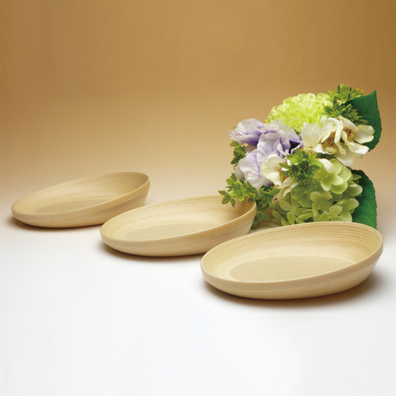 【BUNACO/ブナコ】 piccolo ピッコロ BOWL #273 《3piece》テーブルウェア/食器/木工品/ギフト/手作り/日本製