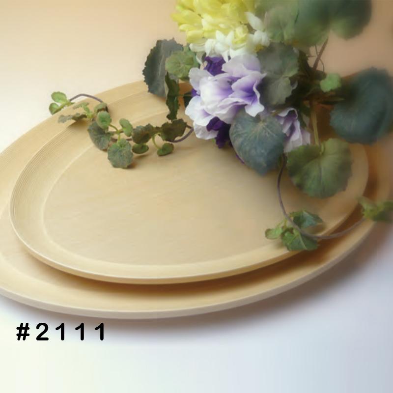 【BUNACO/ブナコ】TRAY #2111 egg M ナチュラル テーブルウェア TABLEWARE/トレー/トレイ/お盆  コンビニ受取対応