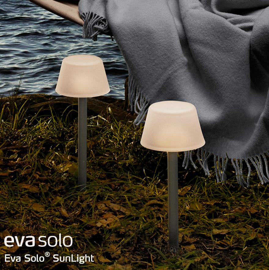 Evasolo / Eva Solo Sunlight Spike Lamp Sunlight / Lighting / Desk Light /  Solar / Exterior / Gardening / Garden / Solar