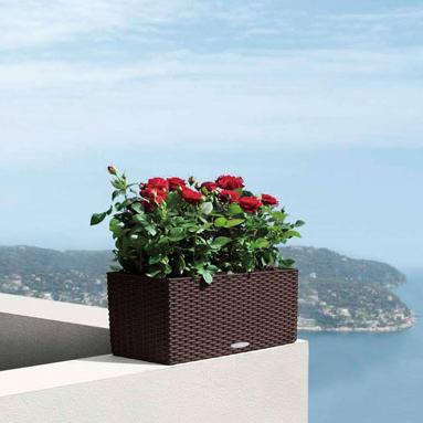 【Lechuza レチューザ】デザインプランター Balconera バルコネラ BAL-8019 全3色カラーバリエーション