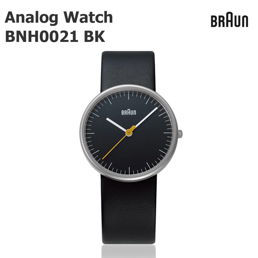 【BRAUN/ブラウン】Watch BNH0021【BKBKL/WHWHL】文字なし/ブラウン/腕時計/ウォッチ/ビジネス/メンズ/北欧/デンマーク/ローゼンダール【コンビニ受取対応商品】