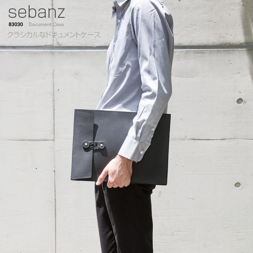 【METAPHYS│メタフィス】sebanz document case セバンズ ドキュメントケース 83031ビジネス/書類/バッグ【コンビニ受取対応商品】