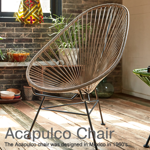 Acapulco / Acapulco Chair Chair / Chairs Outdoor Garden Chair Indoor U0026  Outdoor Doubles As Mexico Made By PVC Code (chair/chair / Chair / Outdoor  ...