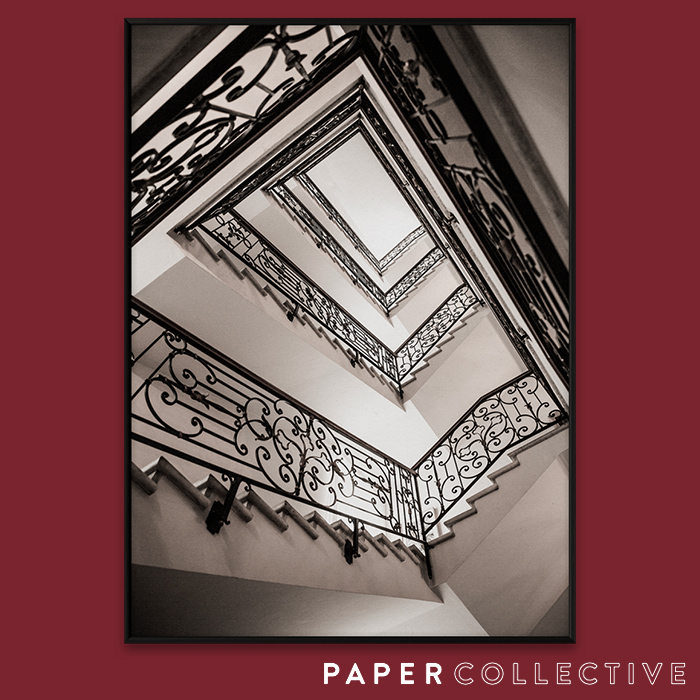 【PAPER COLLECTIVE】IMPERIALE/インペリアル 07124 50x70cmペーパーコレクティブ/Norm Architects/ノームアーキテクツ/ポスター/帝国/北欧/インテリア【コンビニ受取対応商品】