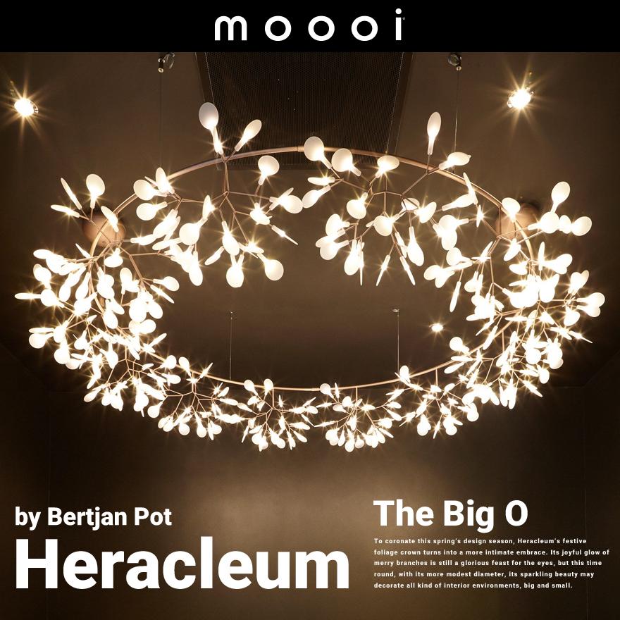 【代引不可 ヘラクレウム】【moooi/モーイ】Heracleum ビッグオーBertjan Big O ヘラクレウム O ビッグオーBertjan Pot/SFHL-HERACLEUM-BIG/ペンダントライト/特大サイズ, 阿蘇郡:d552811b --- sunward.msk.ru