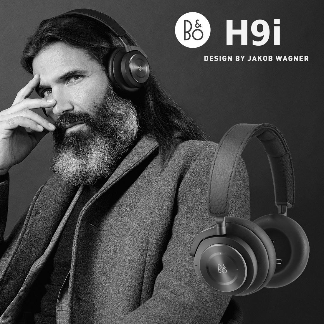 ●●【B&O オリジナルプレゼント付き】【B&O Play】Beoplay H9i ヘッドホンワイヤレス Bang & Olufsen ホームスピーカー BANG & OLUFSEN Bluetooth 4.2 ブルートゥース 密閉型 高音質【コンビニ受取対応商品】