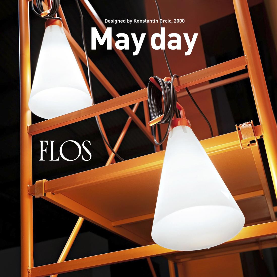 【FLOS 照明 フロス day】 May day メイデイ【FLOS ランプ Konstantin Grcic コンスタンティン・グルチッチ ライト 照明 デザイナーズ スタンド ペンダント テーブル メーデー, ボウリングショップ ANAN:df71902b --- sunward.msk.ru