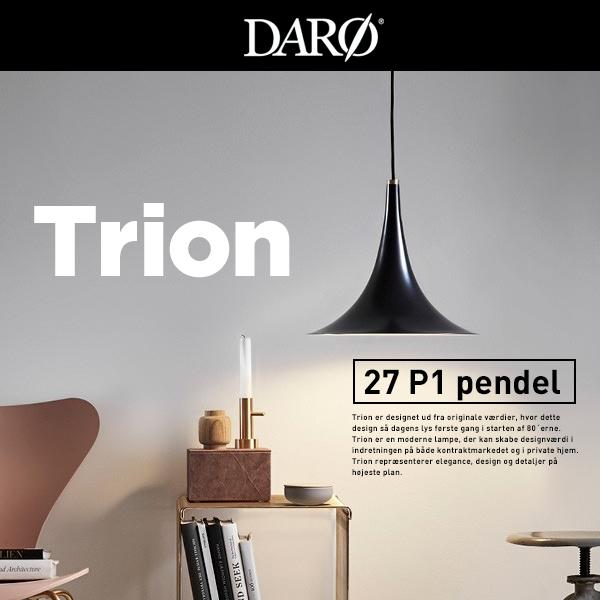 【DARO/ダロ】TRION +27P1 トリオン ペンダントライトTOHMAS HOLST MADSEN/トーマス・ホルスト・マドセン/ライト/照明/リビング/キッチン/ダイニング