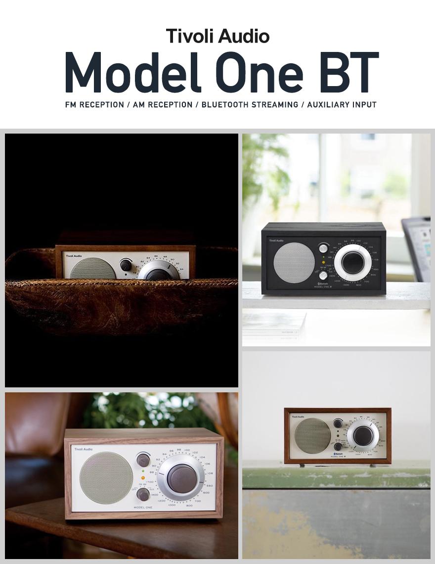 tivoli model one bt manual