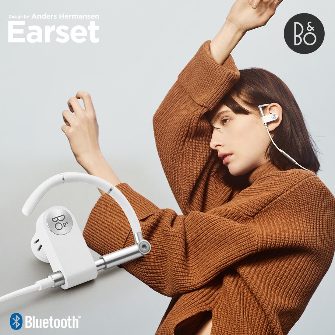 ●●【B&O オリジナルプレゼント付き】【B&O Play】Beoplay EARSET ワイヤレス イヤフォン BANG & OLUFSEN Bluetooth 4.2 ブルートゥース 密閉型 高音質【コンビニ受取対応商品】
