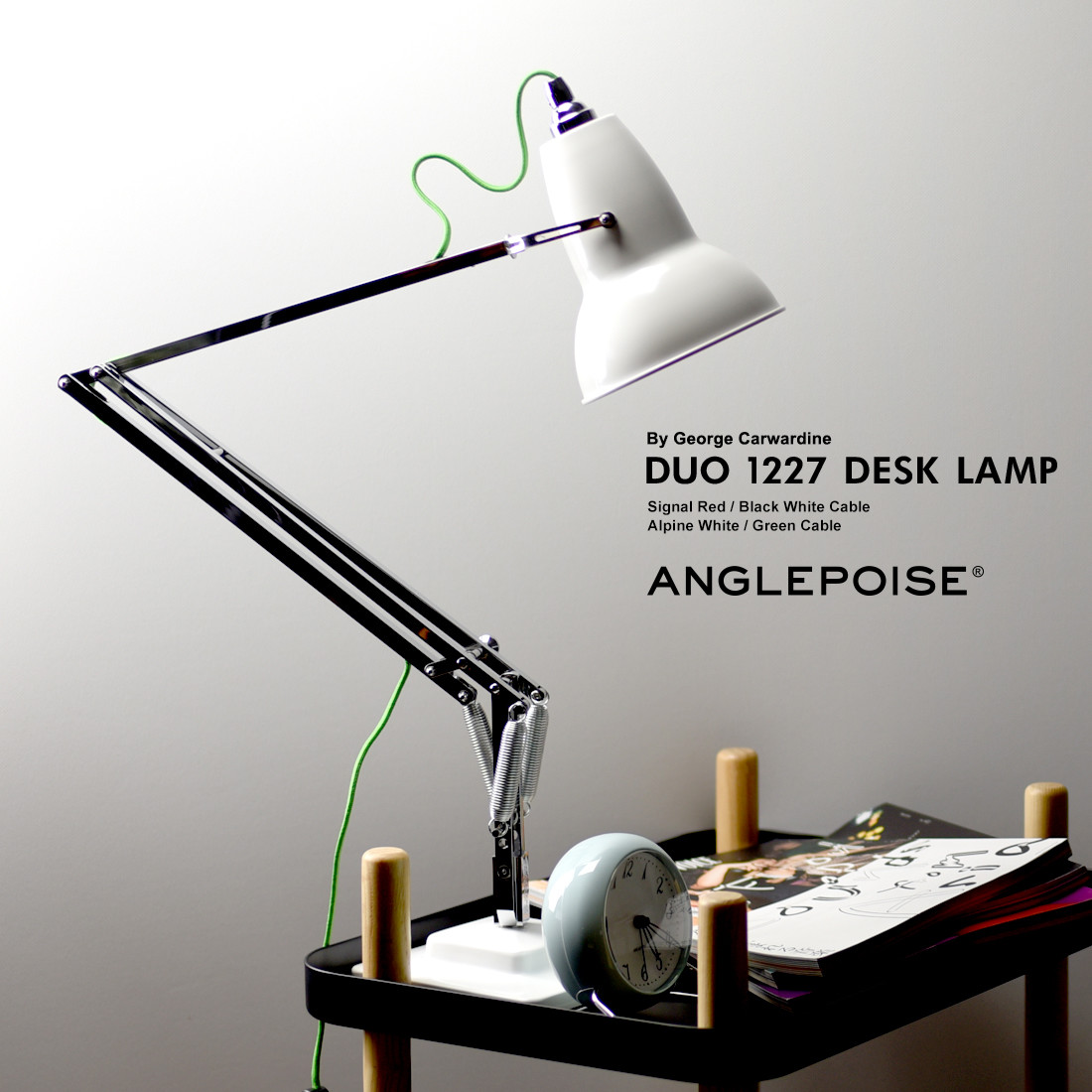 【ANGLEPOISE デスクライト【ANGLEPOISE テーブルランプ アングルポイズ】DUO 1227 DESK LAMP テーブルランプ 照明 デスクライト 北欧【コンビニ受取対応商品】, ぶつだんのもり:66f3af8d --- sunward.msk.ru