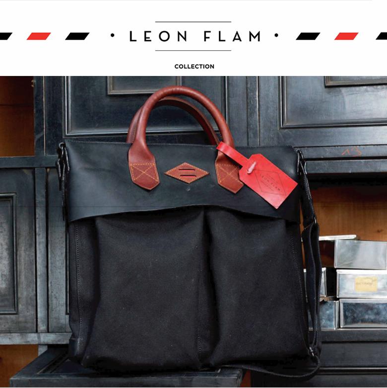 LEON FLAM レオンフラム SAC 21H ヘルメットバッグ/北欧【コンビニ受取対応商品】【smtb-TK】