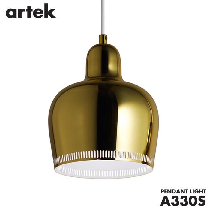 【artek アルテック】】A330S GOLDEN BELL ペンダントランプ ブラス ペンダントランプ 照明 ライティング デザイナー 北欧 ライト ランプ ドイツ プレゼント