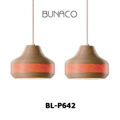 【BUNACO/ブナコ】ブナコのペンダントランプ照明 BUNACO Pendant Lamp BL-P642