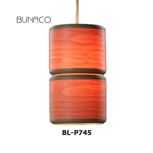 【BUNACO/ブナコ】ブナコのペンダントランプ照明 BUNACO Pendant Lamp BL-P745