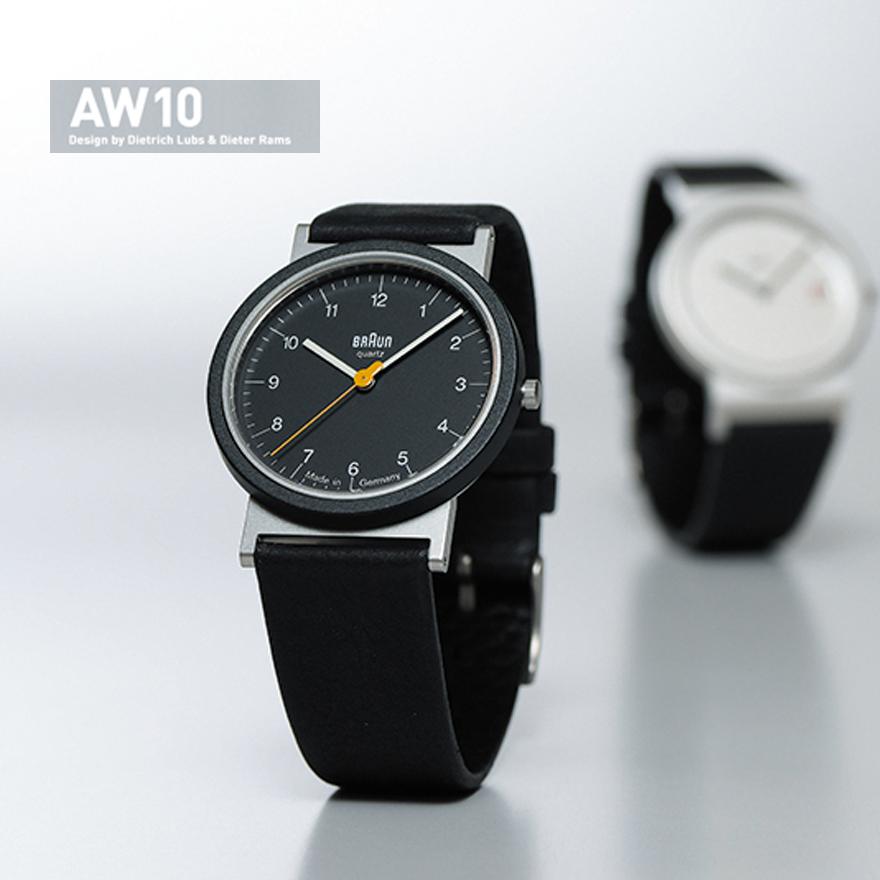 【BRAUN ブラウン】BRAUN Watch AW10腕時計/ウォッチ/ビジネス/メンズ/ドイツ コンビニ受取対応