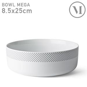 【menu】グレイスティッチ ボウルメガサイズメニュー キッチン スカンジナビアンデザイン 陶器 サラダボウル コンビニ受取対応