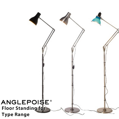 【ANGLEPOISE/アングルポイズ】Floor Standing for Type Range スタンド単体イギリス/スタンドライト/フロアライト/電気スタンド/TYPE75/【クーポン利用不可】