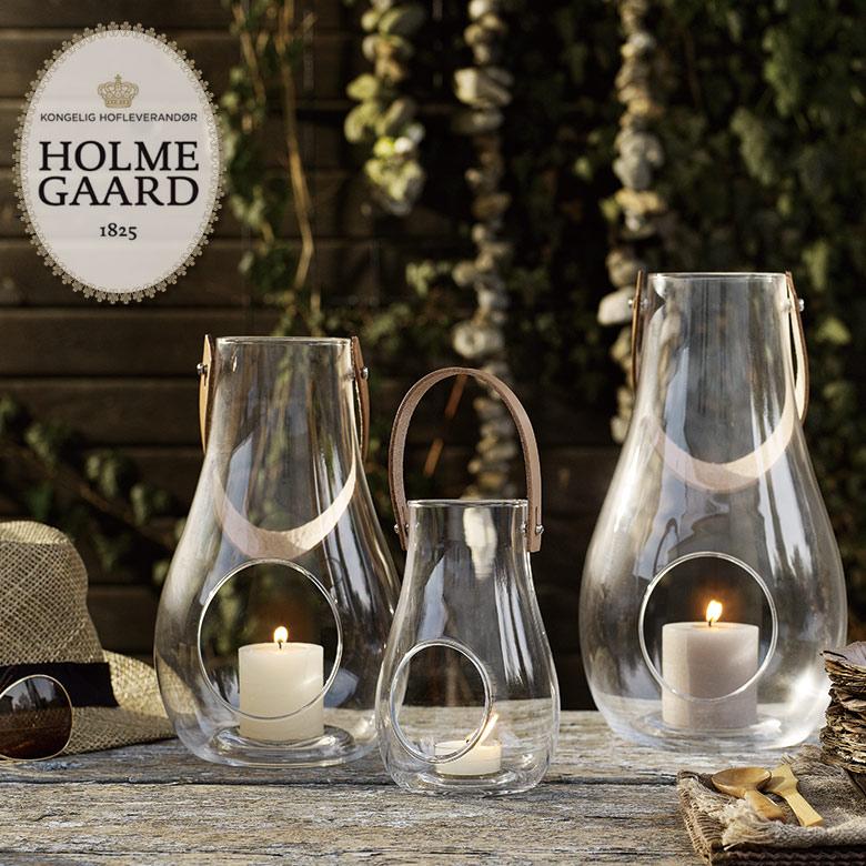 すぐ使えるキャンドル3個プレゼント デンマーク王室御用達の老舗ガラスブランド HOLMEGAARD ホルムガードDESIGN 格安 価格でご提供いたします WITH LIGHT Lantern 新生活 Clear Sサイズ:Table H16デザイン ランタン 北欧 キャンドルホルダー クリア #4343502ランタン テーブルランプ 紙ランプ ライト ウィズ