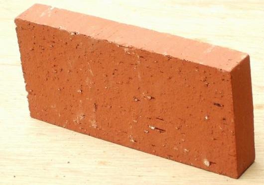 花壇や庭のアクセントに使えるブロックです 高品質新品 スタンダード 半片 赤レンガ オンラインショッピング
