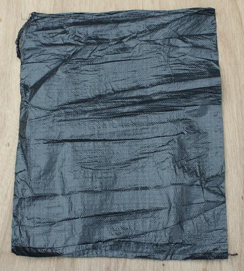 ブラックUV土嚢袋(どのう) 黒  50枚