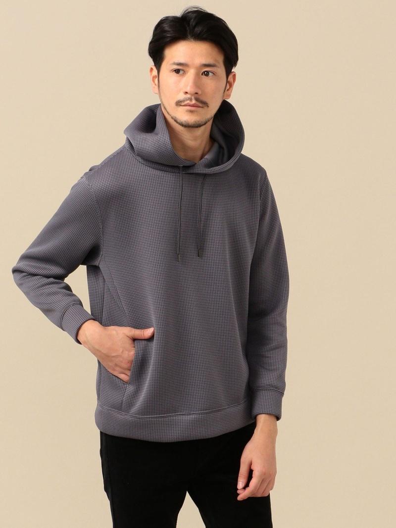 品質は非常に良い [Rakuten Fashion]SHIPS: japan quality バルキー ポンチ プルオーバー パーカー (チェック) SHIPS シップス カットソー パーカー グレー カーキ ネイビー【送料無料】, DOOON ショップ b038527e