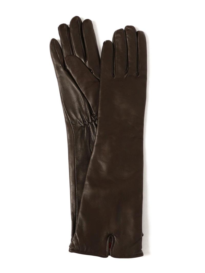 [ Fashion]【SALE/50%OFF】CARIDEI:ロンググローブ SHIPS WOMEN シップス ファッショングッズ 手袋 ブラウン ブラック【RBA_E】【送料無料】