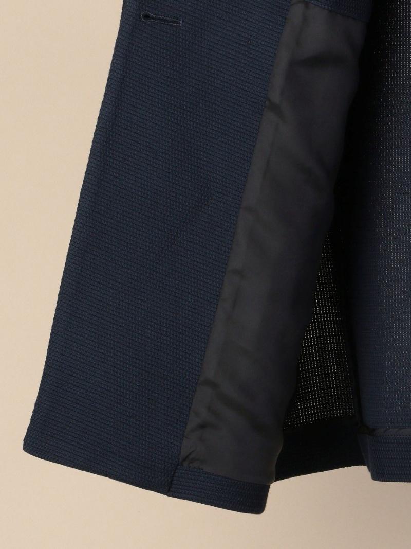 Rakuten FashionSALE 30 OFF DC ダブルブレスト4つボタンジャージーソリッドジャケット SHIPS シップス コート ジャケット テーラードジャケット ネイビー RBA E送料無料92eWbEDHYI