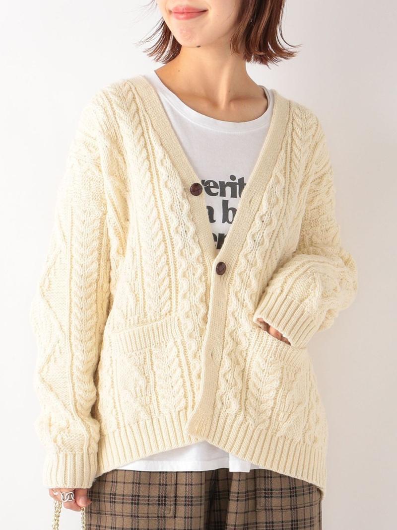 都内で [Rakuten Fashion] カーディガン【SHIPS any別注】Oldderby Knitwear: ショート カーディガン SHIPS [Rakuten ニット any シップス ニット カーディガン ホワイト グレー【送料無料】, キビグン:5a719acf --- cpps.dyndns.info