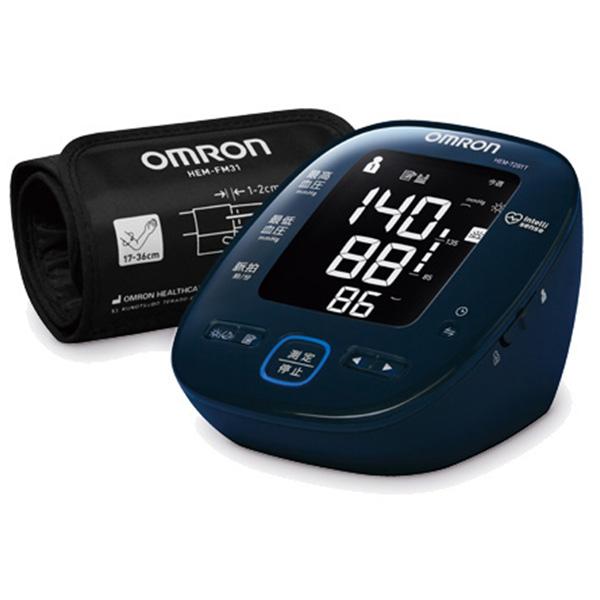 【ポイント5倍★4/23 20時~】【管理医療機器】オムロン上腕式血圧計/HEM-7281T/オムロンヘルスケア