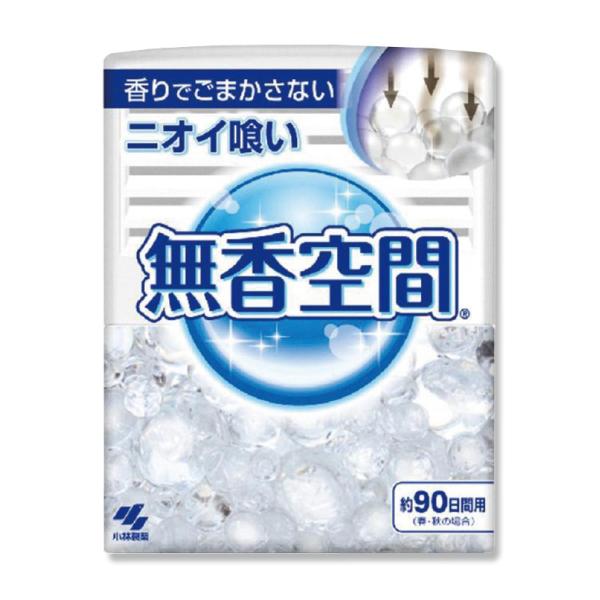 香りでごまかさないニオイ喰い 送料無料 無香空間 315g 消臭剤 送料無料/新品 OUTLET SALE 小林製薬