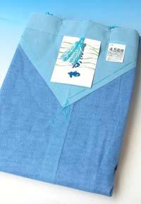 【送料無料】綿10畳用蚊帳アサギ (3mx4m)