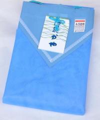 【送料無料】ナイロン8畳用蚊帳アサギ (2.5mx3.5m)
