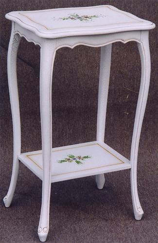 白家具 クラック塗装 キャビネットE