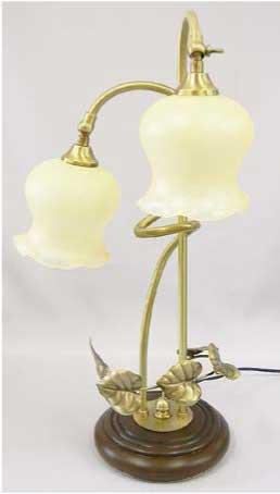 【送料無料】 イタリア製 卓上ランプテーブルランプ デスクランプインテリア 小物 照明 ランプ
