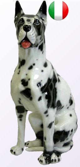 イタリア製陶器 アラン置物
