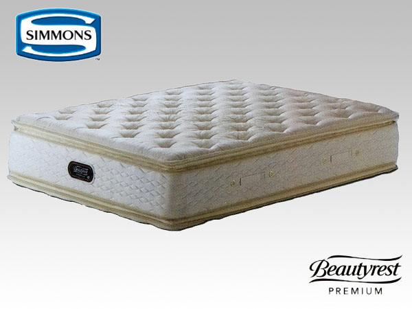【受注生産】シモンズ マットレス《キングサイズ》AA13011カスタムロイヤル 8.25インチコイルピロートップ(タック&ジャンプキルト)受注生産の為、お届けに3週間~1ヶ月程掛かります。