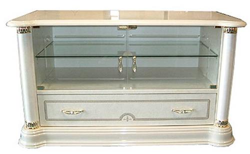 【開梱設置・送料無料】イタリア製  クラシック テレビボード ヨーロピアン
