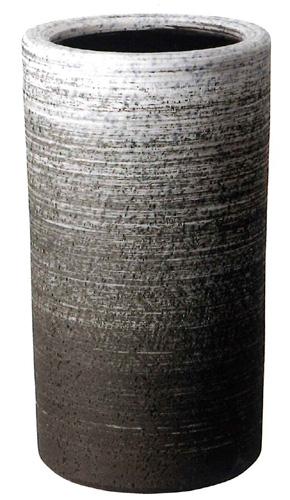 信楽焼 傘立て サイズ:W25×H45(cm) 【北海道・沖縄・離島の送料は別途見積り】※手作り品のため、色・形・大きさ等が少々変わってしまう場合があります。シンプルモダン 和風 アジアンテイスト 伝統 工芸品 焼き物 おしゃれ オシャレ スリム
