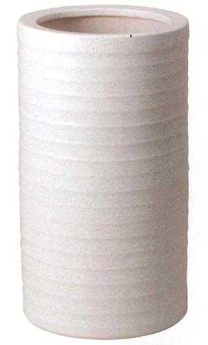 信楽焼 傘立て サイズ:W24×H44.(cm) 【北海道・沖縄・離島の送料は別途見積り】※手作り品のため、色・形・大きさ等が少々変わってしまう場合があります。シンプルモダン 和風 アジアンテイスト 伝統 工芸品 焼き物 おしゃれ オシャレ スリム