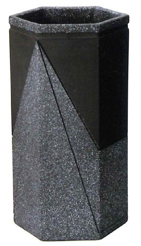 【送料無料】信楽焼 傘立て サイズ:W26×D22.5×H47(cm) 【北海道・沖縄・離島の送料は別途見積り】※手作り品のため、色・形・大きさ等が少々変わってしまう場合があります。シンプルモダン 和風 レインラック 伝統 工芸品 焼き物 傘【smtb-MS】