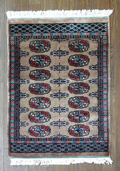 【即納可!!】【送料無料!!】新入荷しました♪高級 パキスタン 手織り 玄関マット 緞通サイズ:約97x62cm