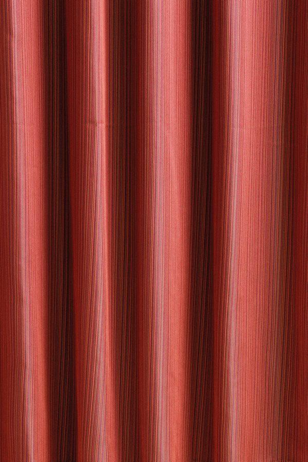 カーテン オーダーメイドカーテン 送料無料 高級 スペイン製 「ロレント RED」 1.5倍ヒダ 巾(~100cm)×丈(~150cm)新築 マンション かけ替え 掛替  オーダーカーテン