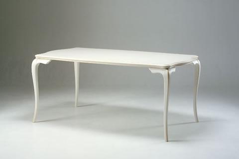 【開梱設置・送料無料】ホワイト ダイニングテーブル180テーブル 食卓 ダイニング 白家具 国産品 アンティーク調 ホワイト 木製 北海道・沖縄・離島は別途送料見積もり