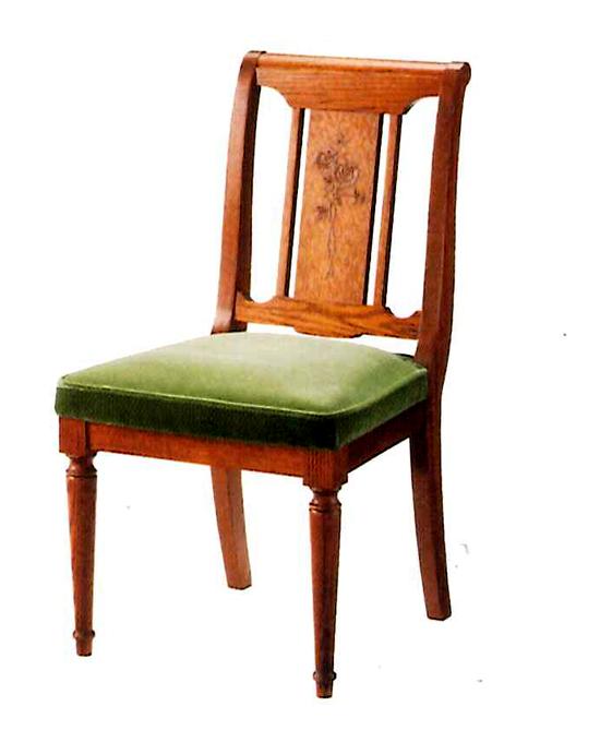 【送料無料】三越伊勢丹プロパティデザイン ブルージュ Brugge英国カントリースタイル レリーフチェア イスアンティーク風 椅子 英国 イギリス風
