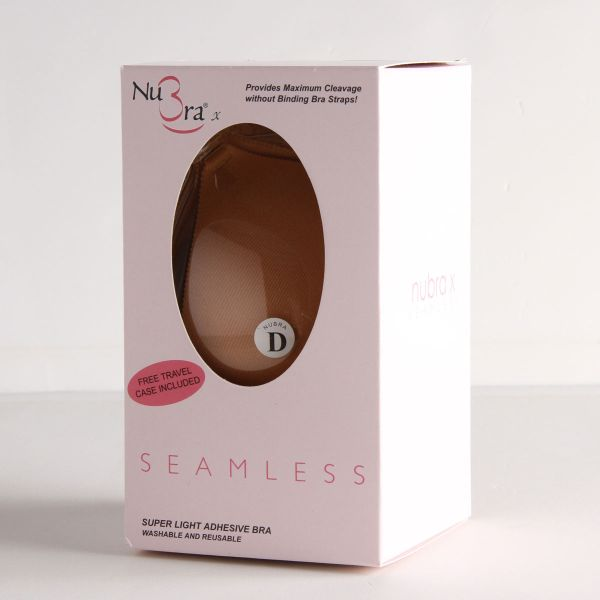 Nubra Seamless Bra (Sizes A-D)