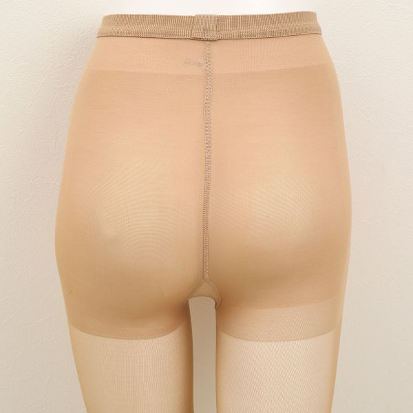 140-Denier Graded Compression Tights (Made in Japan)