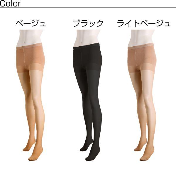 CONTRANTE, elastic pantyhose, strong pressure, 140-denier