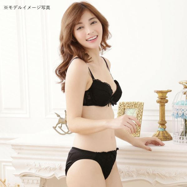 6b830b17995 ... Etu X Shirohato Floral Lace Push-Up Bra  amp  Panties Set (Sizes E-F ...