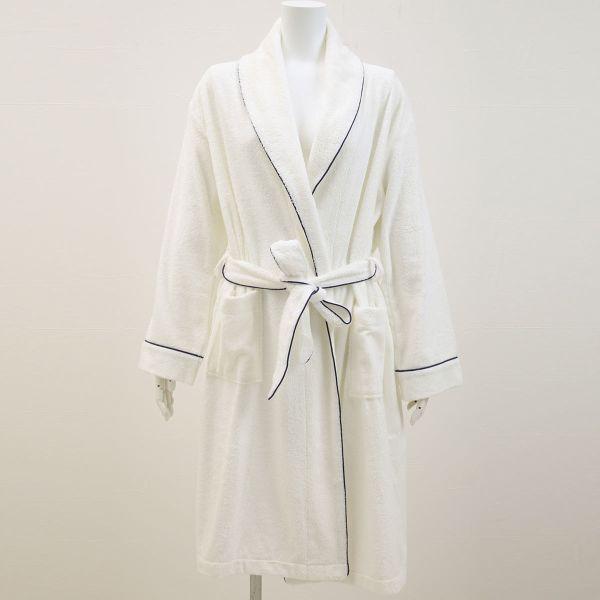 ★お買い物マラソン期間 (ブルーミングフローラ)bloomingFLORA 綿パイル Bath Up シリーズ 男女兼用 バスローブ